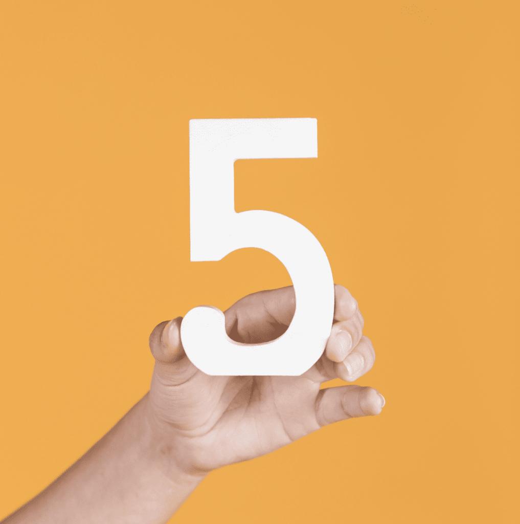 5 Estrategias de marketing digital